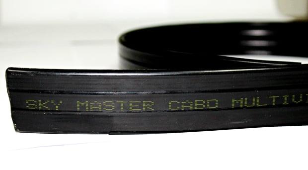 CABO DUPLA ISOLAÇÃO 12X0,75 10 METROS- SKY MASTER