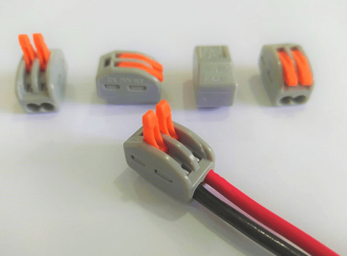 CONECTOR DE EMENDA 2 FIOS - SKY MASTER