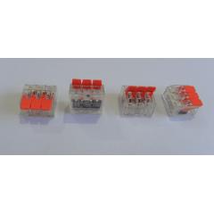 10 CONECTORES DE EMENDA 3 FIOS - SKY MASTER
