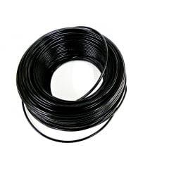 CABO FLEXÍVEL 1,50mm² 70°C 450/750V 50 MTS - PRETO