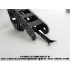 CNC CABO 4 VIAS 0,75mm²  - SKY MASTER 2 METROS
