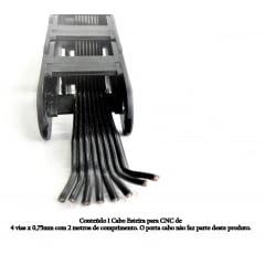 CNC CABO 8 VIAS 0,75mm²  - SKY MASTER 2 METROS